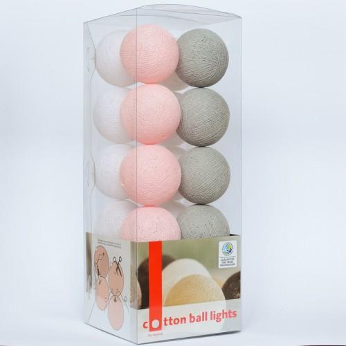 Хлопковые фонарики Soft Powder