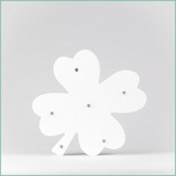 Светящийся символ Клевер