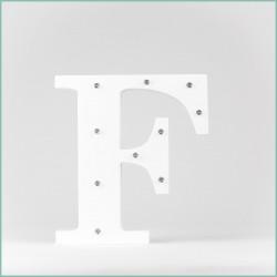 Светящаяся буква F