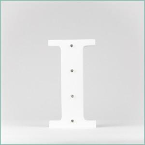 Світлодіодна літера I