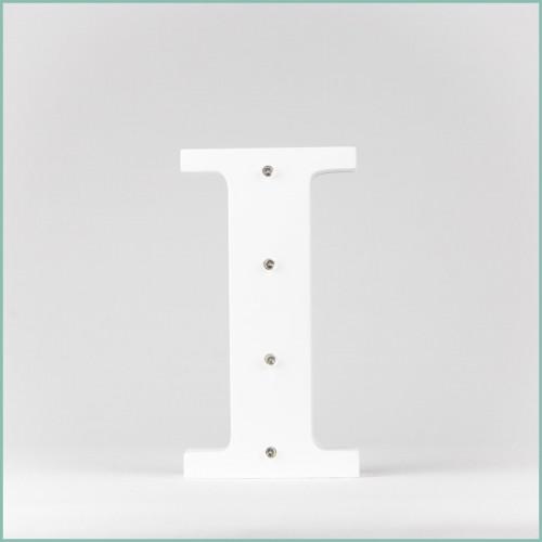 Светящаяся буква I