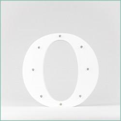 Светящаяся буква O