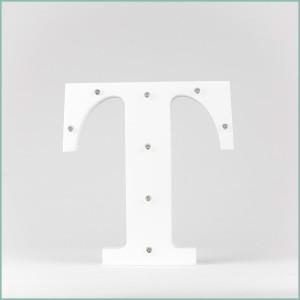 Світлодіодна літера T