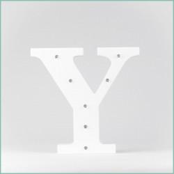 Светящаяся буква Y