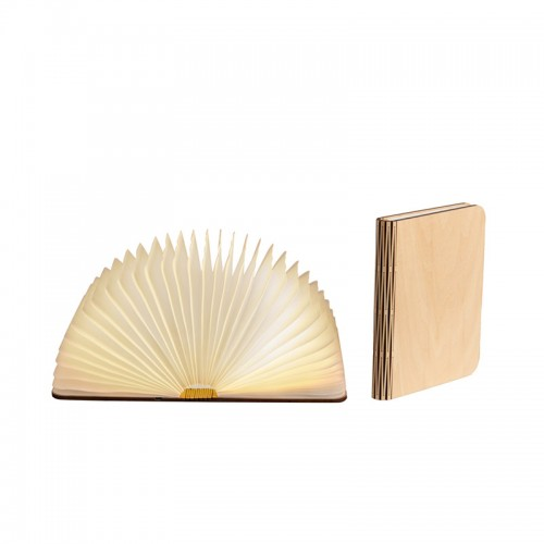 Светильник книга - L maple (клён)