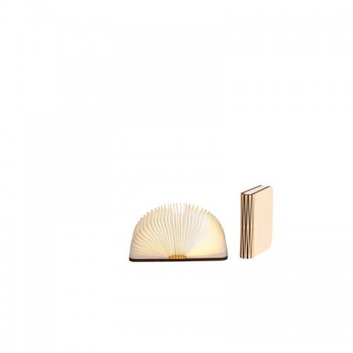 Светильник книга - S maple (клён)