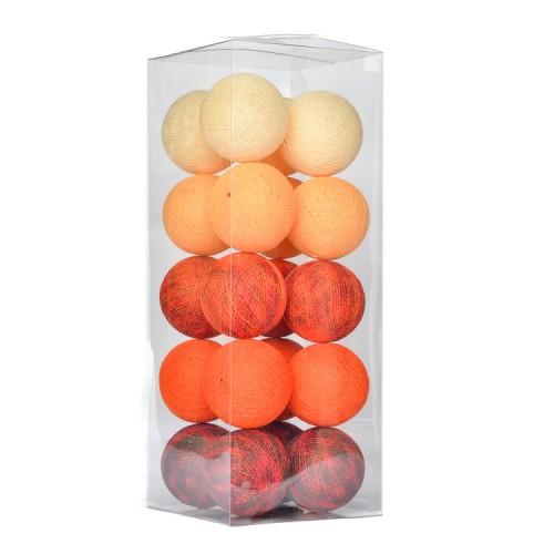 Тайские фонарики Funny Orange