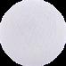 Хлопковый шарик из ниток White