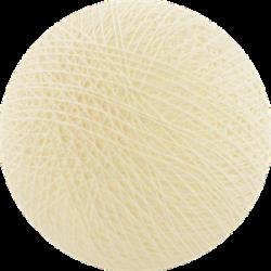 Хлопковый шарик Shell