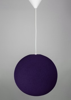 Хлопковый светильник Purple