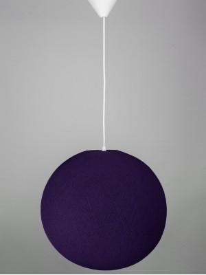 Хлопковая лампа Purple