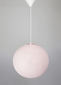 Хлопковый светильник Light Pink