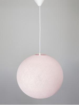 Хлопковая лампа Light Pink