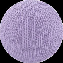 Хлопковый шарик Lavender