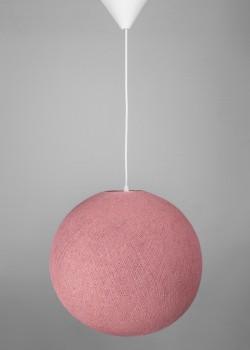 Хлопковый светильник Soft Pink