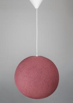 Хлопковая лампа Bright Pink
