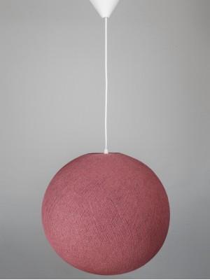 Хлопковый светильник Bright Pink