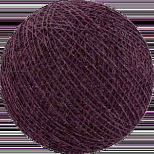 Хлопковый шарик Grape