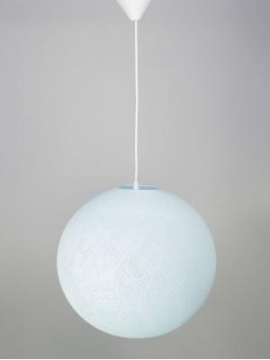 Хлопковая лампа Light Aqua