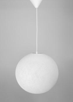 Хлопковая лампа White