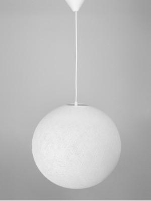 Хлопковый светильник White