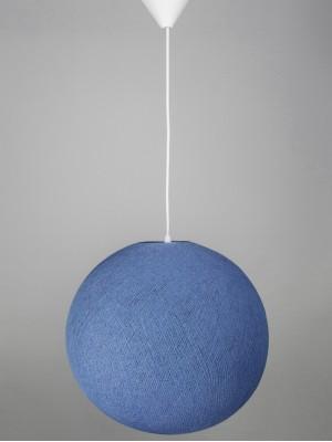 Хлопковая лампа Bright Blue
