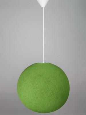 Хлопковая лампа Light Green