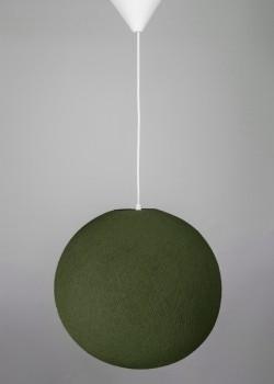 Хлопковая лампа Khaki