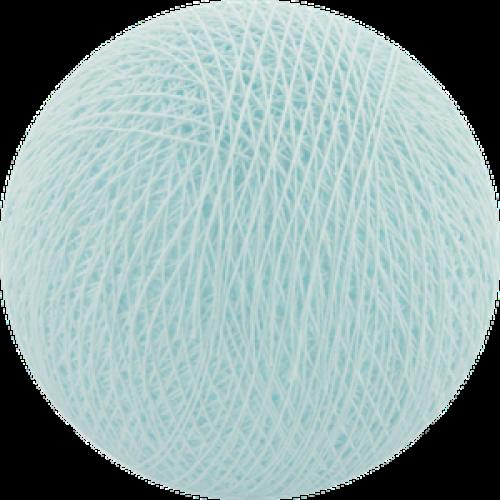 Хлопковый шарик Light Aqua