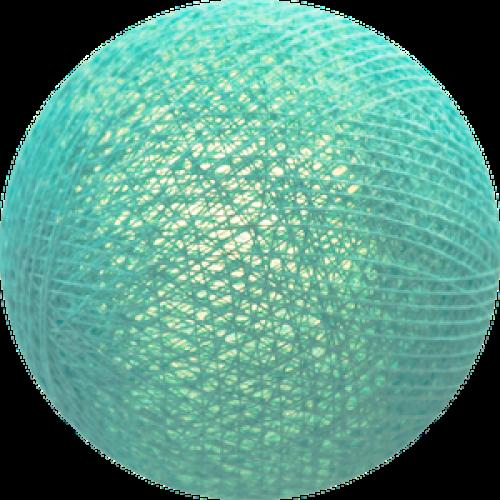 Хлопковый шарик Aqua