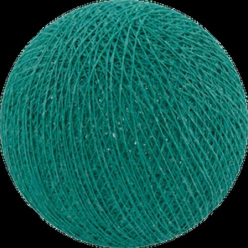 Хлопковый шарик Heavy Aqua