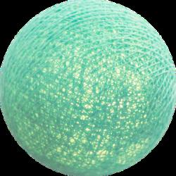 Хлопковый шарик Mint