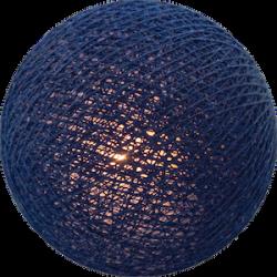 Хлопковый шарик Royal Blue