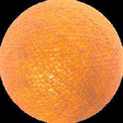 Хлопковый шарик Soft Orange