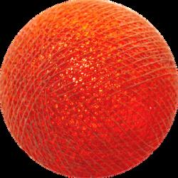 Хлопковый шарик Dutch Orange