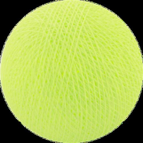 Хлопковый шарик Lime