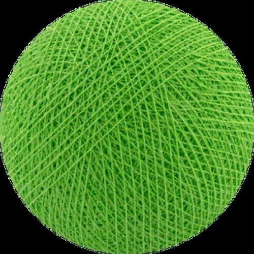 Хлопковый шарик Light Green