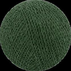 Хлопковый шарик Green
