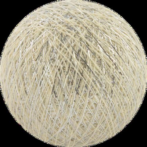 Хлопковый шарик Silver Shell