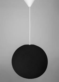 Хлопковая лампа Black