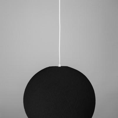 светильник потолочный круглый Black