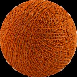 Хлопковый шарик Dutch Orange Copper