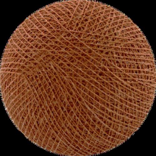 Хлопковый шарик Red Copper