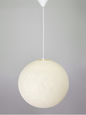 Хлопковый светильник Shell
