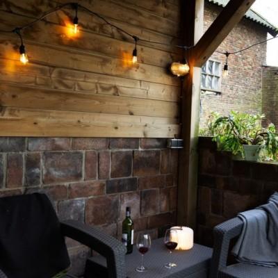 Ретро гірлянда Premium patio extention kit patio - комплект для подовження