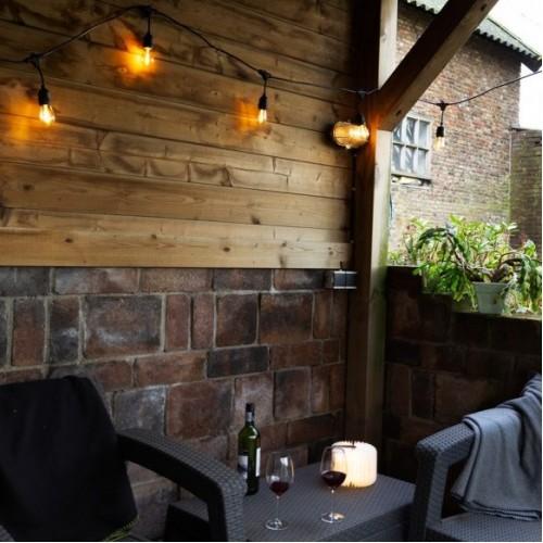 Ретро гирлянда Premium Patio extention kit patio - комплект для удлинения