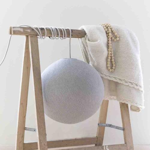 Cветильник подвесной шар Stone