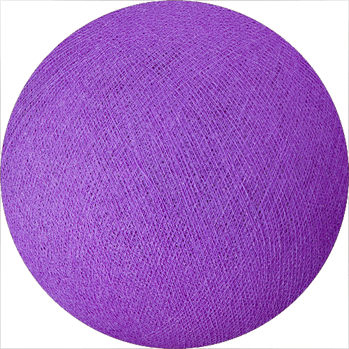 Magenta Cotton Ball